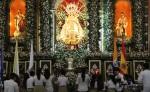 León festejó a lo grande el 104 aniversario de haber sido declarada a la Virgen de La Merced como patrona de la ciudad. LA PRENSA/E. LÓPEZ