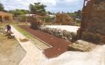 Las ruinas de la primera iglesia católica de Potosí  serán un centro de oración y santuario de la Virgen de Guadalupe, primera patrona de Potosí.  LA PRENSA/R. VILLARREAL