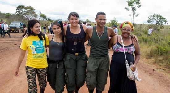 Colombia firma un histórico acuerdo de paz con la guerrilla FARC