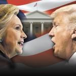 Clinton y Trump van a primer cara a cara