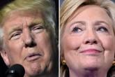 ¿Clinton o Trump?: EE.UU. sin favoritos para debate presidencial