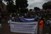 Nicaragüenses marchan contra Ortega en Costa Rica
