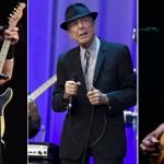 Cohen, Sting y Springsteen, tres irreductibles con nuevo material