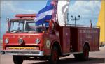Vehículos fabricados desde 1936 aun se exhiben en Managua.