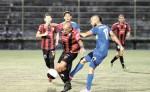 Bernardo Laureiro se convirtió en el mejor jugador del partido  en el derby capitalino realizado anoche. LAPRENSA/ ROBERTO FONSECA