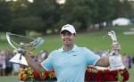 Rory McIlroy se ganó un jugoso premio en Atlanta. LA PRENSA/AP