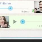 ¿Qué hacer para que los demás no escuchen los mensajes de voz de Whatsapp?