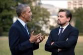 Obama y DiCaprio hablarán de cambio climático