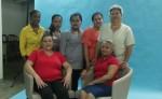 Mujeres sobrevivientes de cáncer de mama participan en video musical. LAPRENSA/M.CALERO