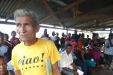 Sepultan restos de indígena muerto en pleito con colonos