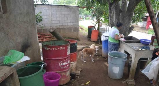 """""""Que venga el agua"""", piden en  Masaya y Granada"""