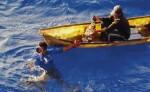 Unos 1,800 buzos que trabajan en unas 900 lanchas se dedican a la pesca del pepino de mar. LA PRENSA/ARCHIVO