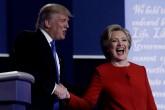 Trump sugiere que atacará más a Clinton en próximo debate