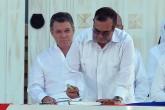 Prensa colombiana celebra firma de paz entre Gobierno y FARC