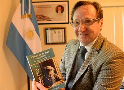 Publican crónicas de Rubén Darío sobre pintura moderna de Argentina