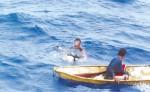 En el mar los buzos  sortean muchos peligros para realizar su faena. LA PRENSA/ARCHIVO