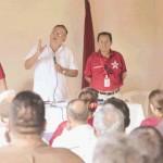 Pedro Reyes renunciará a la presidencia del PLI en enero próximo