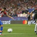 Atlético y Carrasco desbordan al Bayern