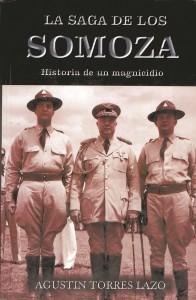 Portada de libro sobre la guardia de Somoza. CORTESIA