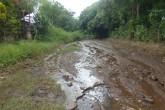 Agua se desperdicia  en zonas de Granada
