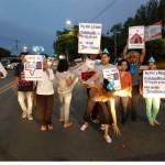 Jóvenes hacen sátira de las elecciones de Nicaragua