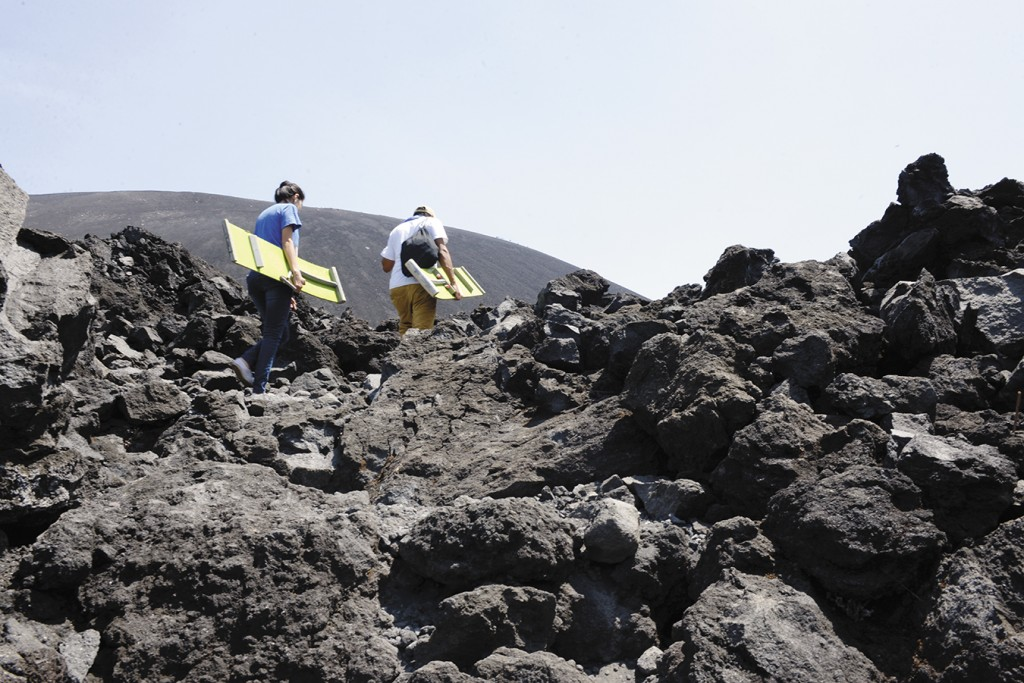 Nicaragua, turismo volcánico, volcano boarding, sandboarding