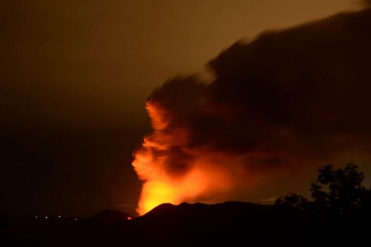 Nicaragua, turismo volcánico,