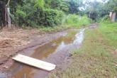 Reparan fugas  de agua en Granada