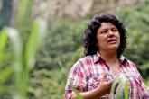 Roban expediente de crimen de Berta Cáceres