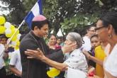 Jornada de oración por Nicaragua