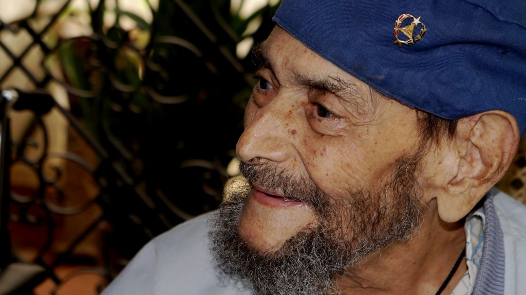 Poeta, narrador y lingüista Fernando Silva. LAPRENSA/ARNULFOAGÜERO
