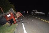 Un muerto y 12 heridos deja accidente en Chinandega