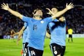 Uruguay y Ecuador golean para encabezar eliminatorias sudamericanas