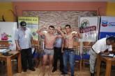 Carlos Buitrago y Noe Medina en el primer cara a cara