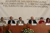 Gobierno colombiano y ELN anuncian inicio de diálogo de paz