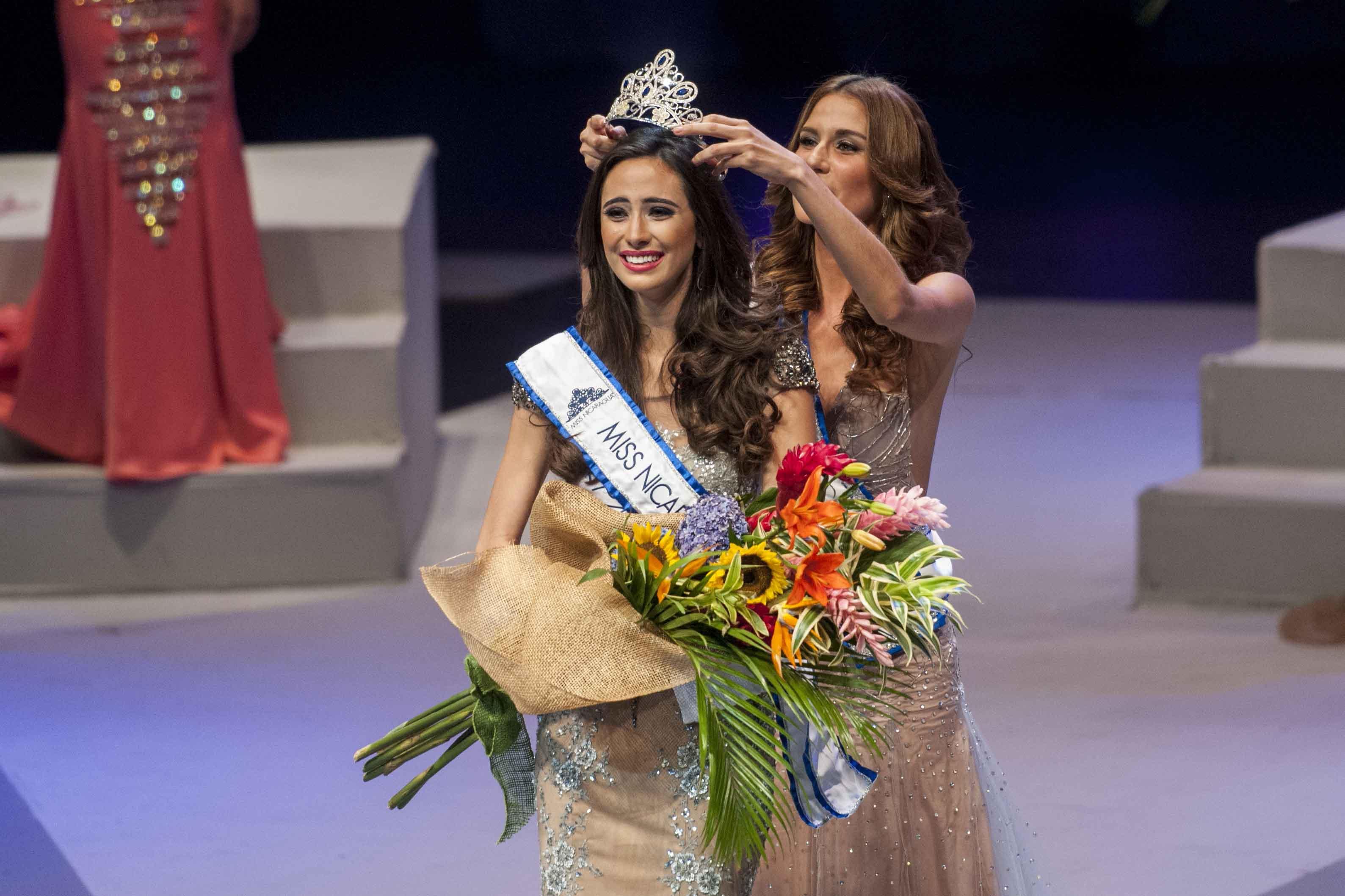Marina Jacoby Wins Miss Nicaragua 2016: Miss Nicaragua Busca #MujeresPenconas