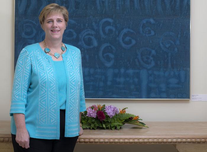 Laura Dogu, embajadora de Estados Unidos en Nicaragua. LA PRENSA/Óscar Navarrete.
