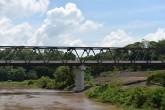 Puente Paso Real listo para ser inaugurado