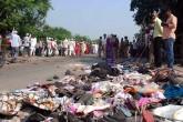 Estampida en concentración religiosa deja 24 muertos en India