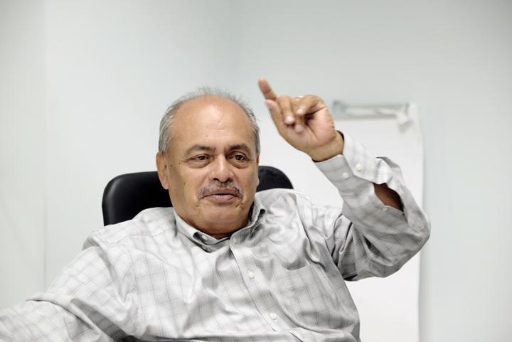Jose Davila, directivo de la Union Democrata Cristiana . Managua 28 de junio del 2016  Foto  LA PRENSA/Manuel Esquivel
