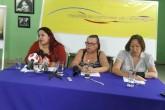 Mujeres se pronuncian sobre situación actual del país