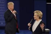 Trump y Clinton calientan para último debate
