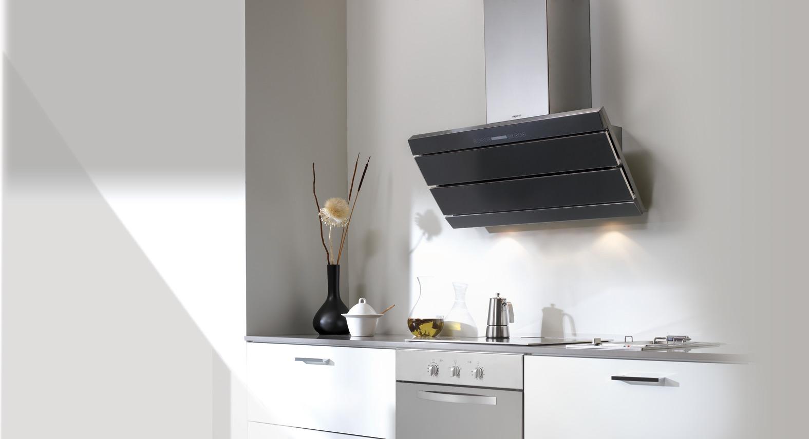 Campanas extractoras adi s a los malos humos la prensa - Campanas de cocina decorativas ...