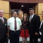Poetas y escritores hispanos en Estados Unidos conmemoran a Darío