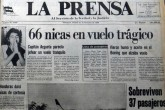 La tragedia del vuelo 414 cumple 27 años