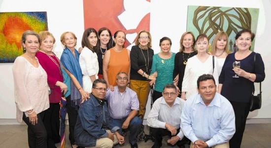 Conozca las obras de veintiún pintores nicaragüenses