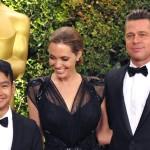 Brad Pitt se reúne con su hijo Maddox