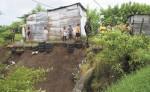 Las condiciones que presentan varios barrios de Tipitapa dejan al descubierto el olvido municipal. LA PRENSA/J. FLORES