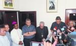 Los obispos analizaron durante tres días  su gestión pastoral, en San Marcos, Carazo. LA PRENSA/ ARCHIVO