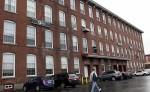 Edificio sede de la empresa Dyn, especializada en el manejo del funcionamiento de internet. LA PRENSA/AP